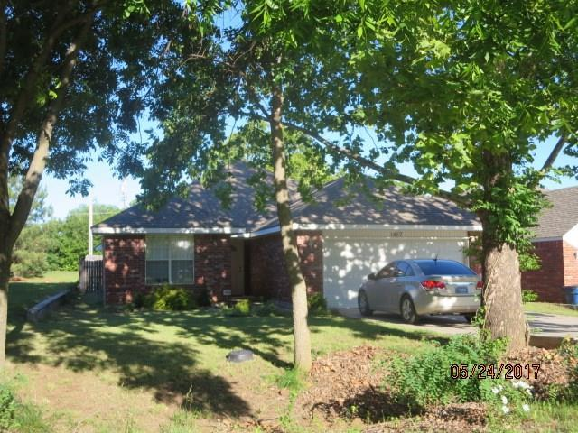 1457 N First Street, Harrah, OK 73045 (MLS #841912) :: KING Real Estate Group