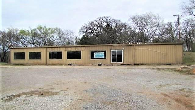 707 W Main, Tishomingo, OK 73460 (MLS #842749) :: KING Real Estate Group
