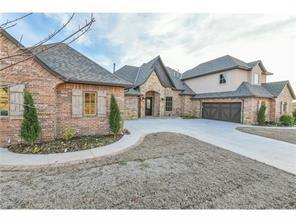2308 Old Creek Road, Edmond, OK 73034 (MLS #843246) :: UB Home Team