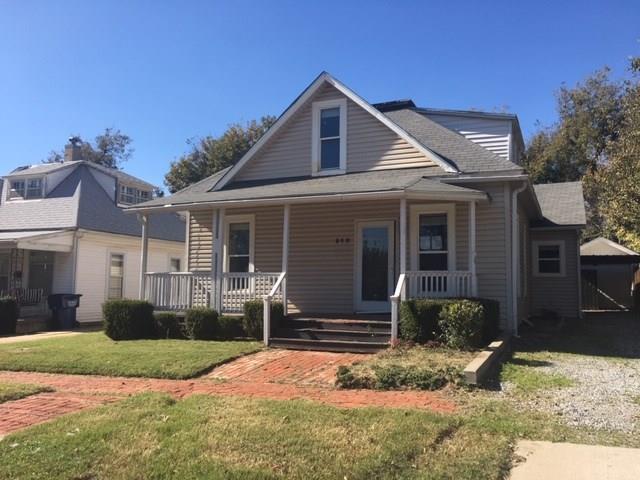 510 S Roberts Avenue, El Reno, OK 73036 (MLS #843282) :: Meraki Real Estate