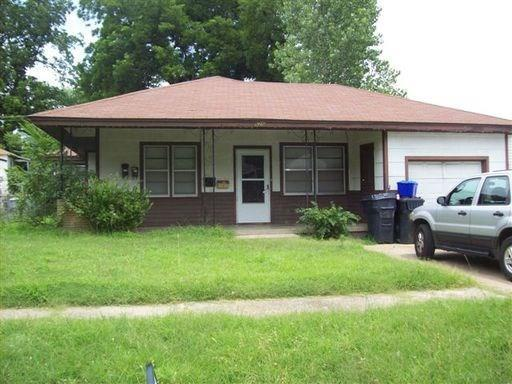 525 SW 26th Street, Oklahoma City, OK 73109 (MLS #843305) :: Homestead & Co