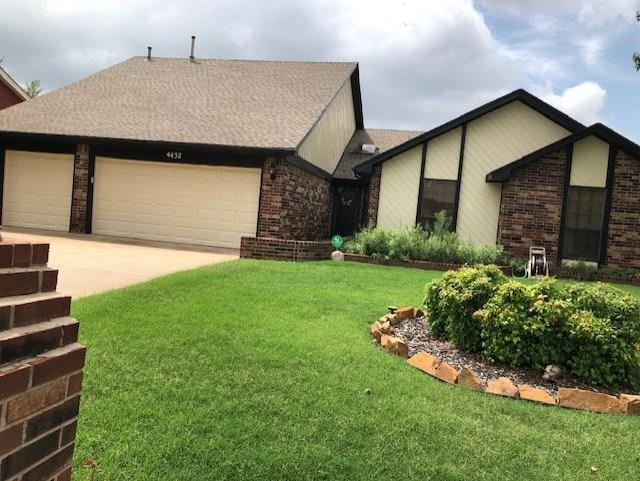 4432 Rankin Road, Oklahoma City, OK 73120 (MLS #843421) :: Homestead & Co