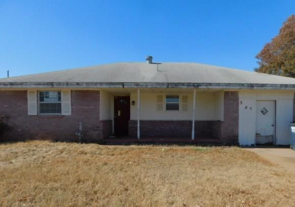 302 N Eastern Avenue, Shawnee, OK 74801 (MLS #843530) :: Meraki Real Estate