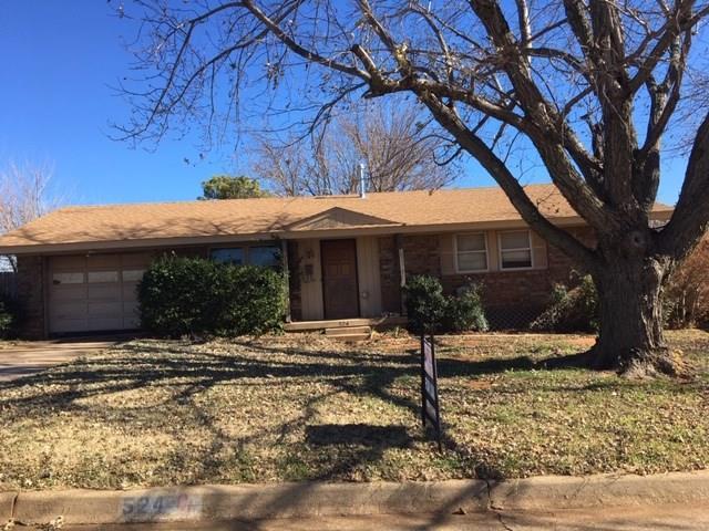 524 N 2nd Street, Weatherford, OK 73096 (MLS #844115) :: Homestead & Co