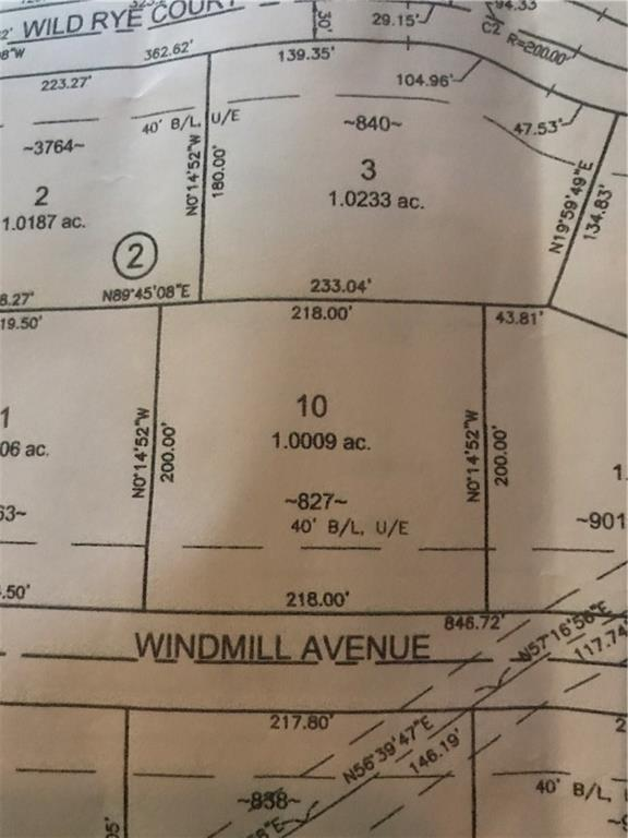 827 Windmill Ave, Blanchard, OK 73010 (MLS #844649) :: Homestead & Co