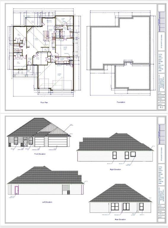 1766 Appaloosa Drive, Blanchard, OK 73010 (MLS #844934) :: Erhardt Group at Keller Williams Mulinix OKC