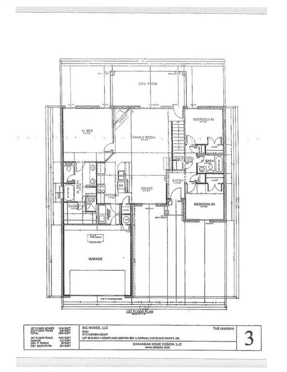 3713 Andrew Court, Norman, OK 73072 (MLS #845841) :: Erhardt Group at Keller Williams Mulinix OKC