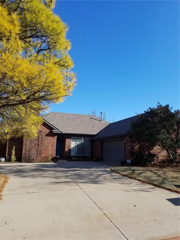 13212 Oakcliff, Oklahoma City, OK 73120 (MLS #845931) :: Erhardt Group at Keller Williams Mulinix OKC