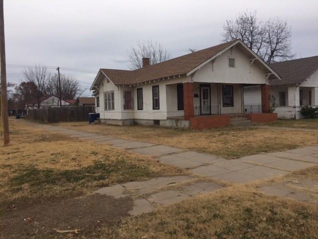 329 W Broadway Street, Anadarko, OK 73005 (MLS #846021) :: Denver Kitch Real Estate
