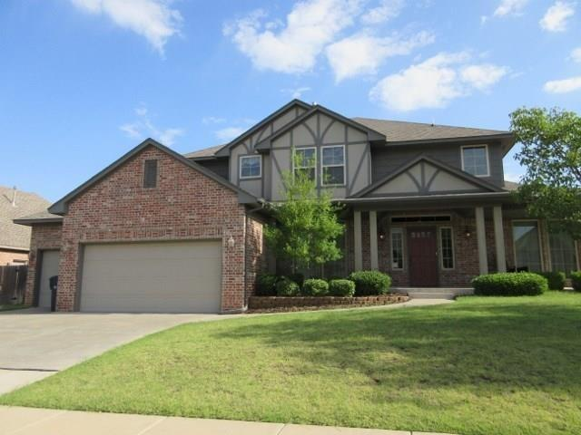 1701 NW 184th Street, Edmond, OK 73012 (MLS #846453) :: Homestead & Co