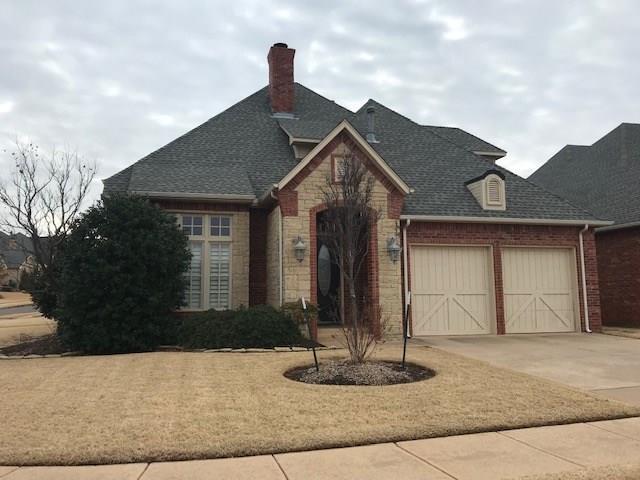 16916 Rugosa Rose Drive, Edmond, OK 73012 (MLS #848321) :: Homestead & Co