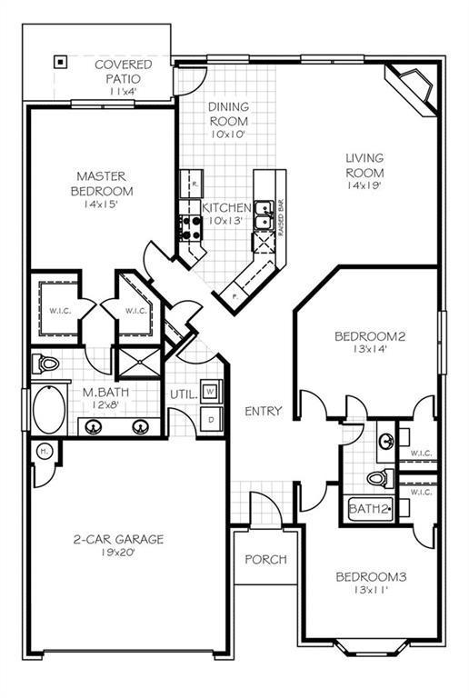 13924 Pasaro Trail, Oklahoma City, OK 73170 (MLS #849175) :: Erhardt Group at Keller Williams Mulinix OKC