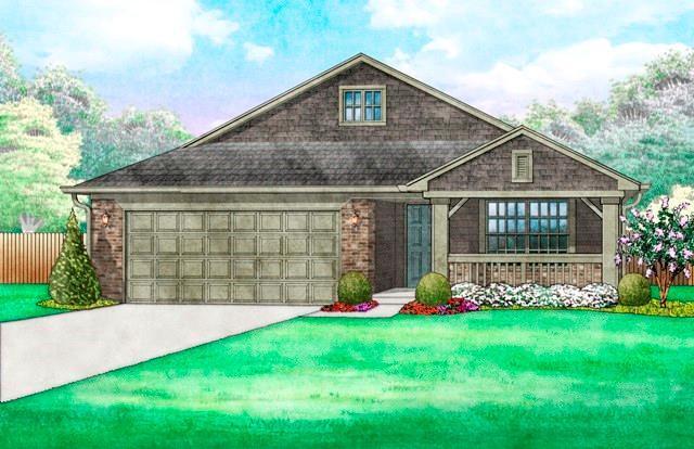 15701 Rosedown Drive, Oklahoma City, OK 73170 (MLS #849192) :: Erhardt Group at Keller Williams Mulinix OKC