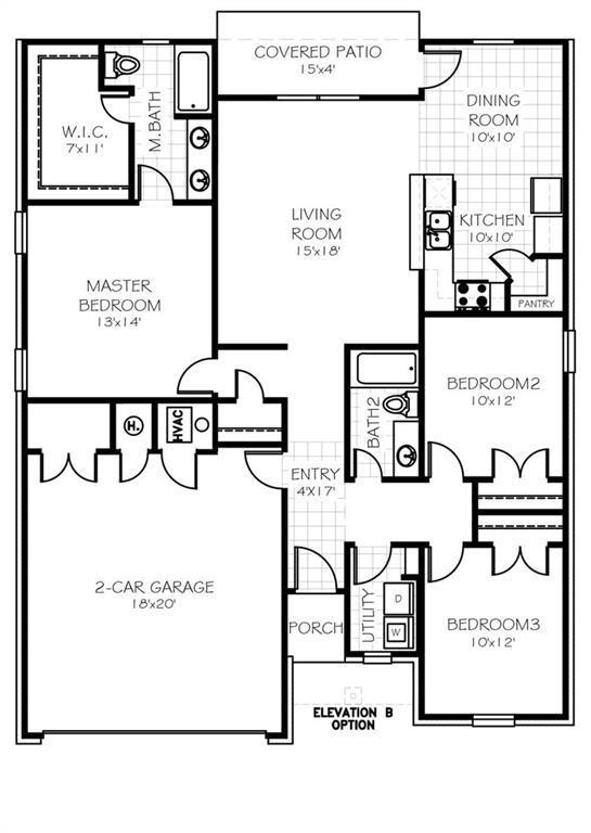 3037 NW 183rd Street, Edmond, OK 73012 (MLS #849288) :: Erhardt Group at Keller Williams Mulinix OKC