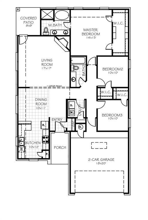 3416 NW 161st Street, Edmond, OK 73013 (MLS #849327) :: Homestead & Co