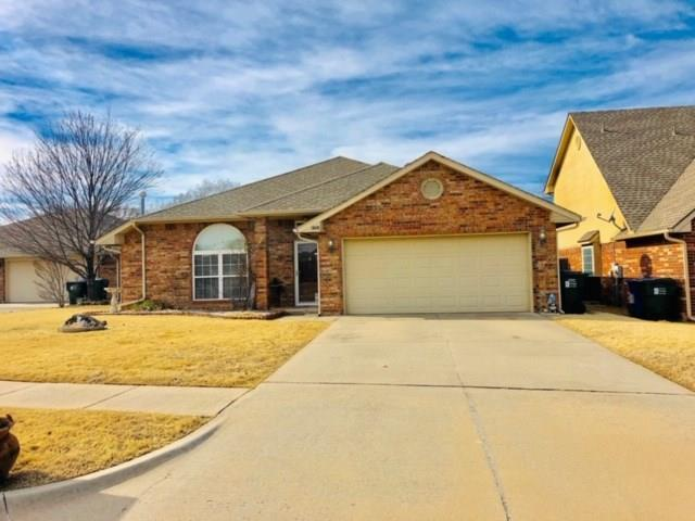 1808 Concord Place, Norman, OK 73071 (MLS #849526) :: Keller Williams Mulinix OKC