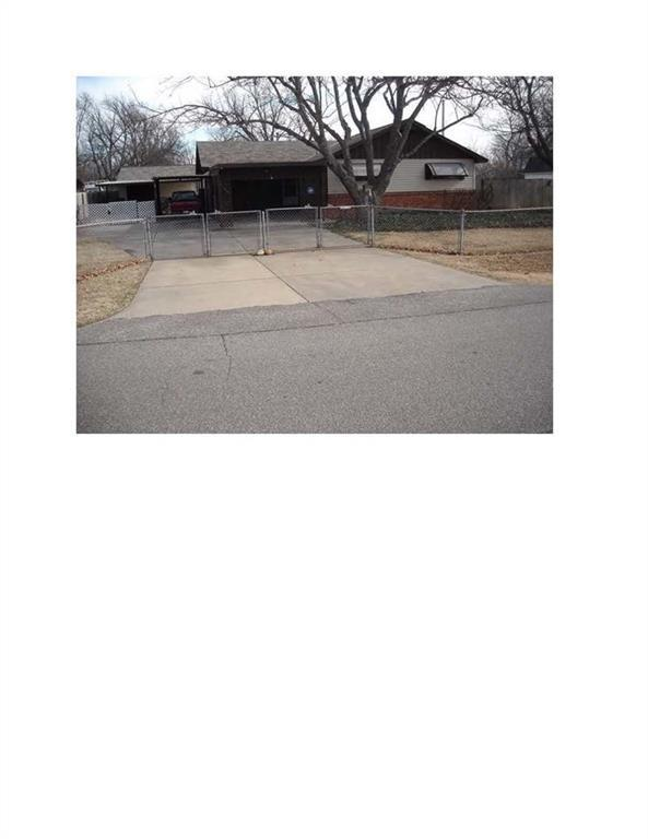 2812 S Spruce Avenue, Oklahoma City, OK 73128 (MLS #849653) :: Keller Williams Mulinix OKC