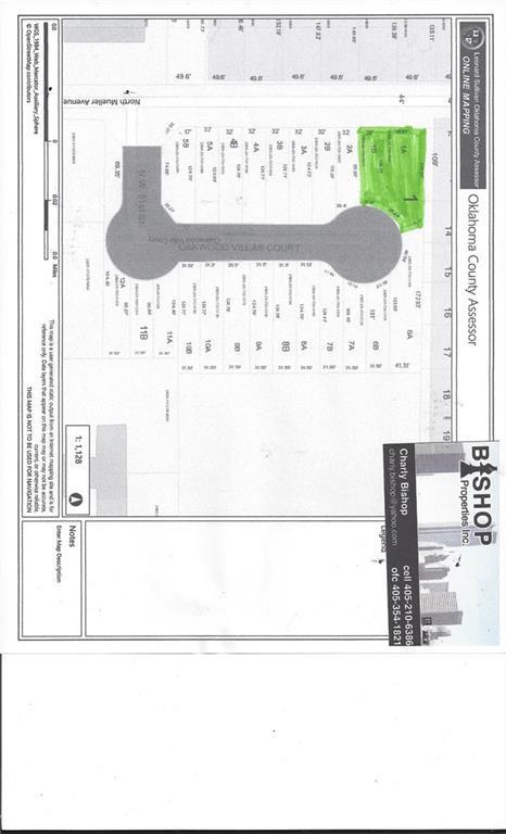 5215 N Oakwood Villas Court Court, Bethany, OK 73038 (MLS #852204) :: KING Real Estate Group