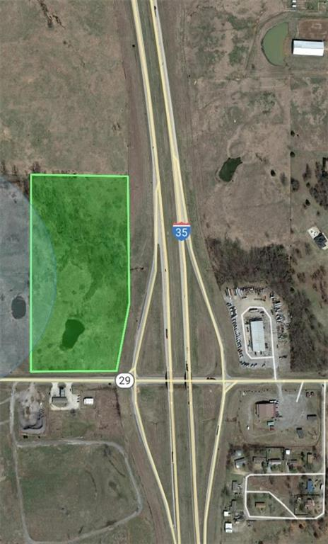 Nw Corner Of I35 & Ok29 Highway, Pauls Valley, OK 73075 (MLS #852738) :: KING Real Estate Group
