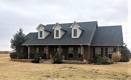22276 E 1220 Road, Cordell, OK 73632 (MLS #852901) :: KING Real Estate Group
