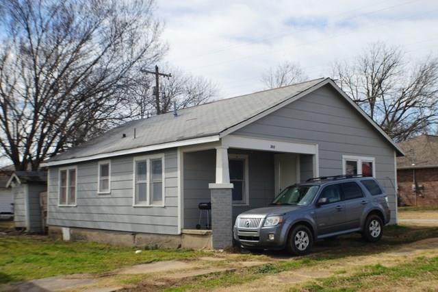 207 W Evans Avenue, Seminole, OK 74868 (MLS #852956) :: Homestead & Co