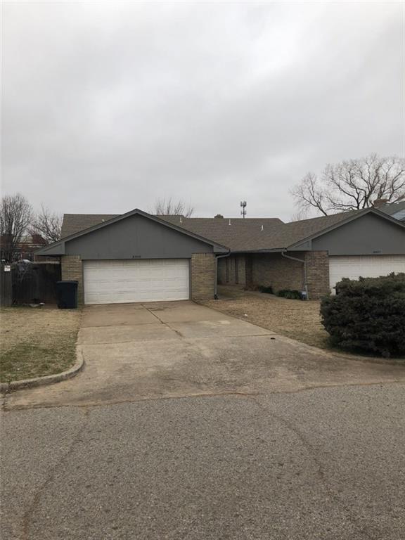 8905 N Rockwell Drive, Oklahoma City, OK 73132 (MLS #853220) :: KING Real Estate Group