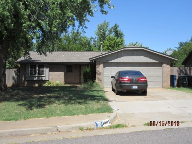 1005 Lapwing Road, Edmond, OK 73003 (MLS #853923) :: KING Real Estate Group