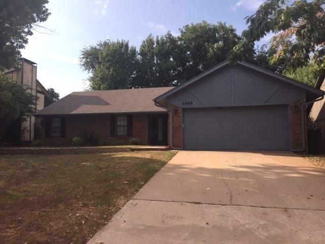 2408 Butternut Place, Edmond, OK 73013 (MLS #853935) :: KING Real Estate Group
