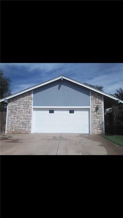1619 Concord, Clinton, OK 73601 (MLS #854212) :: Homestead & Co