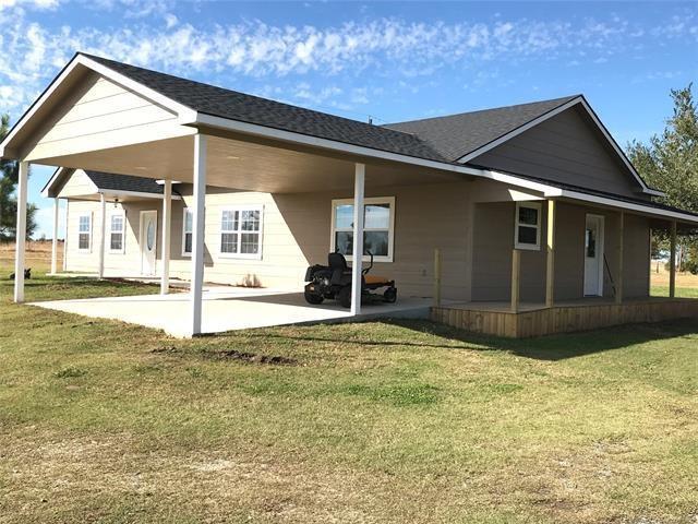 13652 Ns 355 Road, Konawa, OK 74849 (MLS #854242) :: Homestead & Co