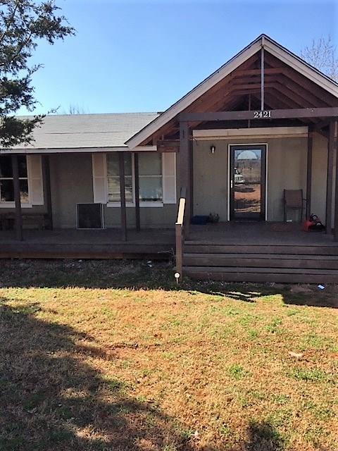 2421 County Road 1313, Blanchard, OK 73010 (MLS #856660) :: KING Real Estate Group