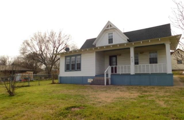 427 N 2nd Street, Purcell, OK 73080 (MLS #856683) :: Homestead & Co