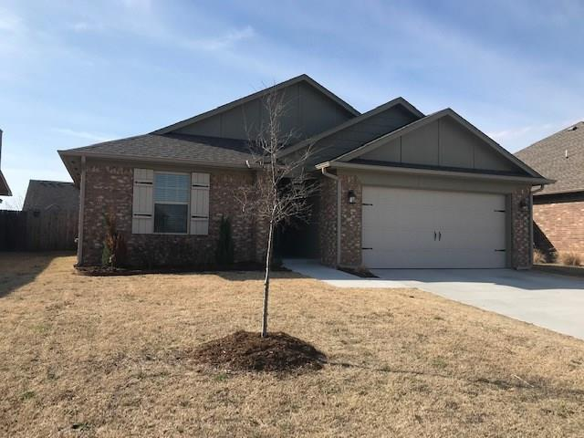 228 SW 147th Street, Oklahoma City, OK 73170 (MLS #858031) :: KING Real Estate Group