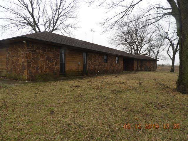 7225 W 14th Street, Sulphur, OK 73086 (MLS #858074) :: Homestead & Co