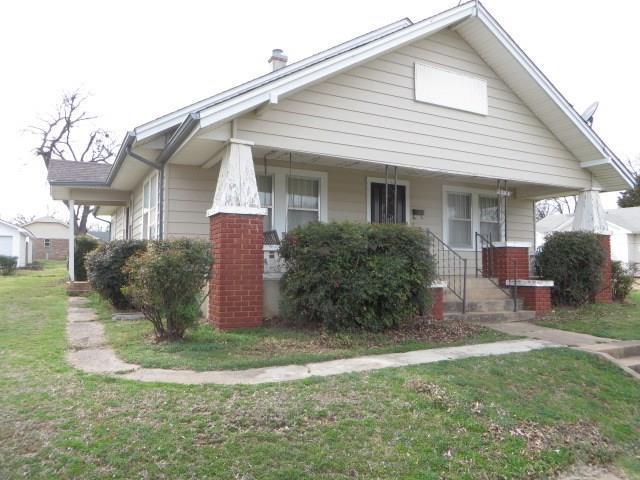 1502 S 9th Avenue, Chickasha, OK 73018 (MLS #858109) :: Denver Kitch Real Estate