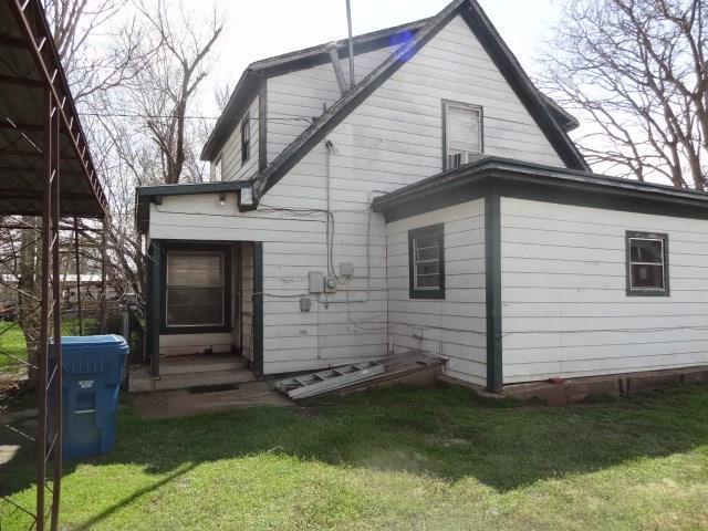 205 S Glenn L English Street, Cordell, OK 73632 (MLS #860153) :: Denver Kitch Real Estate