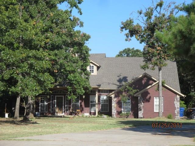 773 W Choctaw Vista, Choctaw, OK 73020 (MLS #860177) :: Homestead & Co