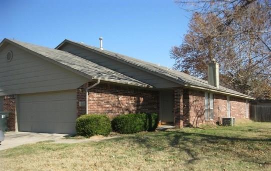 2809 Shoreridge Avenue, Norman, OK 73072 (MLS #860763) :: Erhardt Group at Keller Williams Mulinix OKC