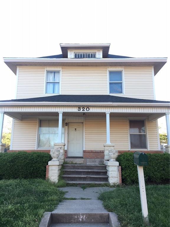 320 S Macomb Avenue, El Reno, OK 73036 (MLS #862349) :: Erhardt Group at Keller Williams Mulinix OKC