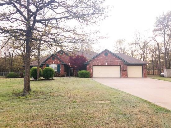 17570 Cedar Brake, Choctaw, OK 73020 (MLS #862859) :: Homestead & Co