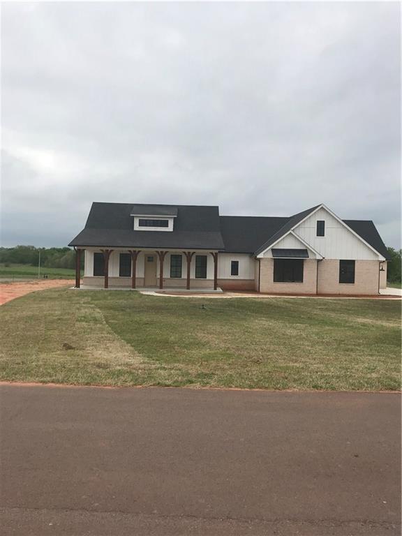 897 Wild Rye Court, Blanchard, OK 73010 (MLS #863509) :: KING Real Estate Group