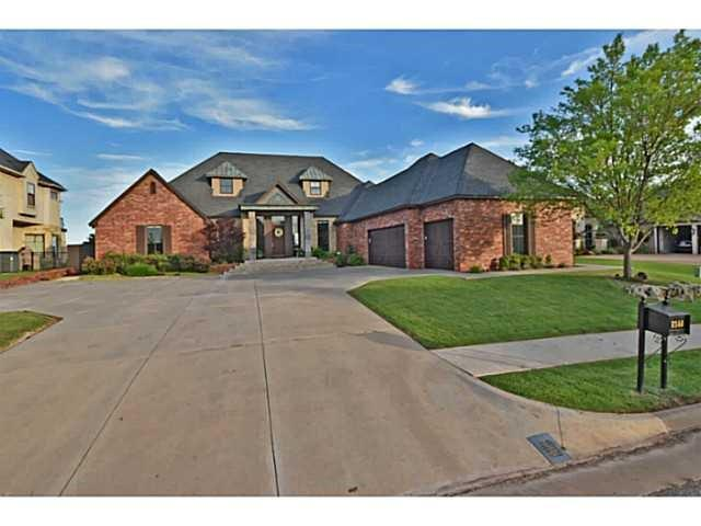 3348 NW 172nd Terrace, Edmond, OK 73012 (MLS #864882) :: Homestead & Co