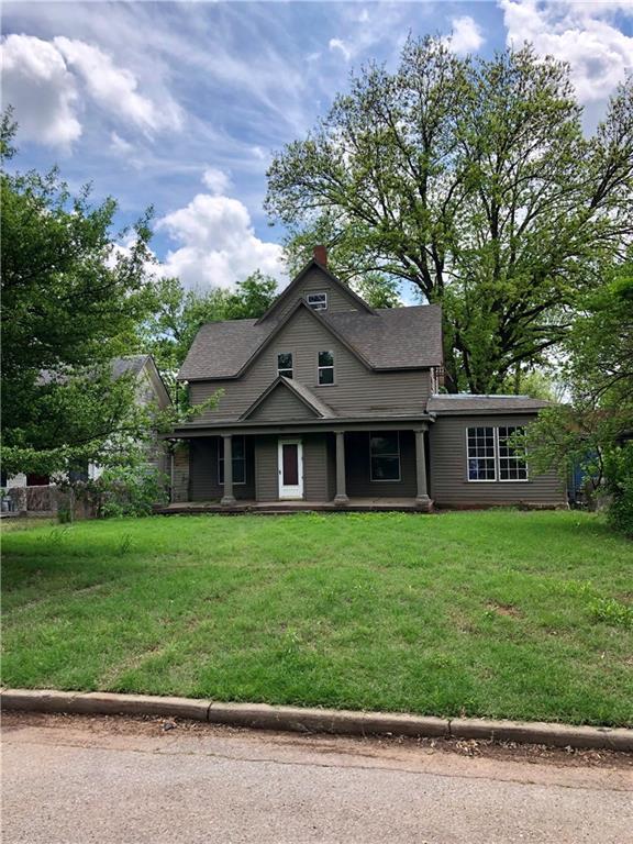 411 E Vilas, Guthrie, OK 73044 (MLS #865563) :: Denver Kitch Real Estate