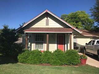417 N Van Buren Avenue, Blanchard, OK 73010 (MLS #868888) :: Denver Kitch Real Estate