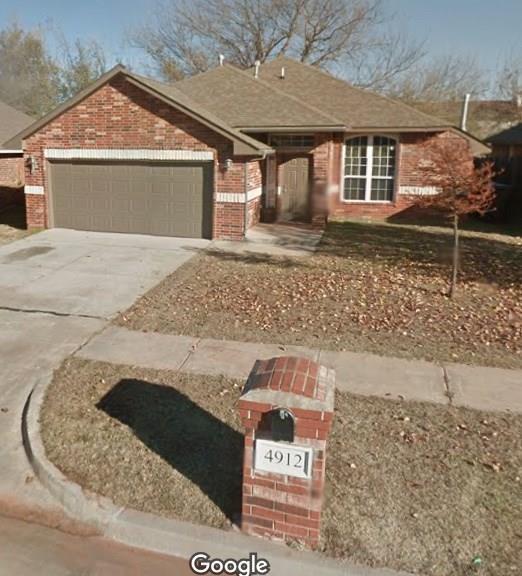 4912 Sunny Court, Oklahoma City, OK 73135 (MLS #869544) :: Homestead & Co