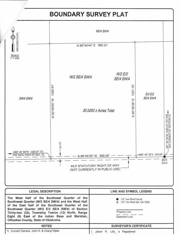 -, Boley, OK 74829 (MLS #870505) :: Erhardt Group at Keller Williams Mulinix OKC