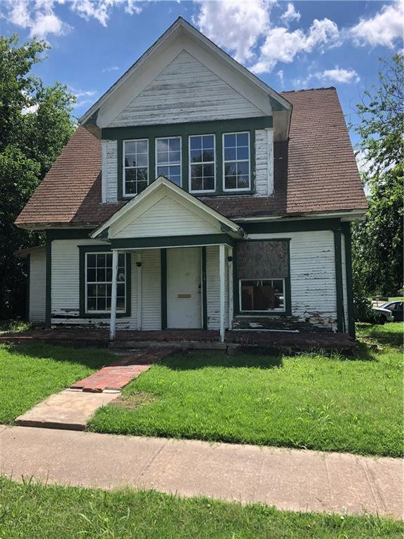 204 S Cockrel Avenue, Norman, OK 73071 (MLS #870836) :: Homestead & Co