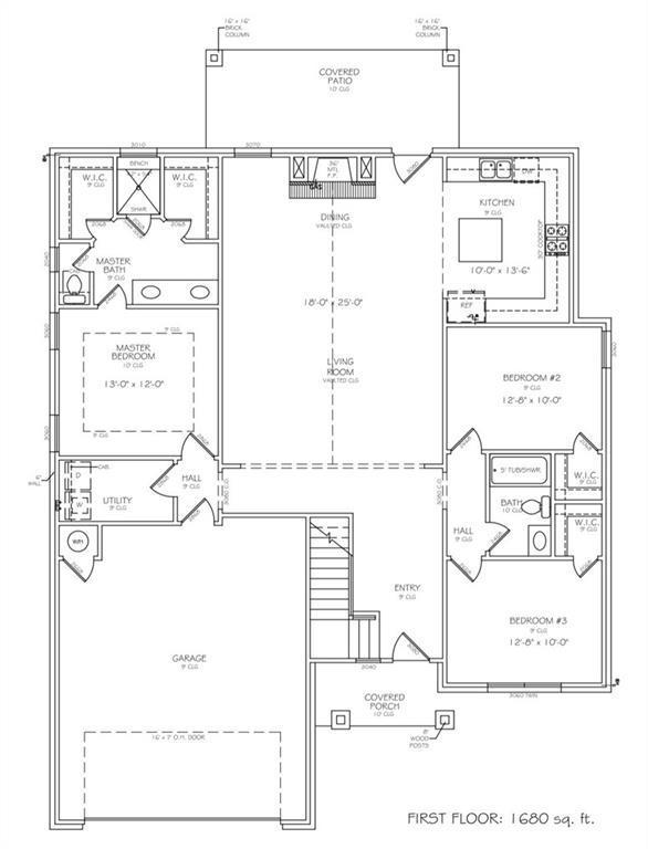 408 Clear View Drive, Washington, OK 73093 (MLS #871653) :: Erhardt Group at Keller Williams Mulinix OKC