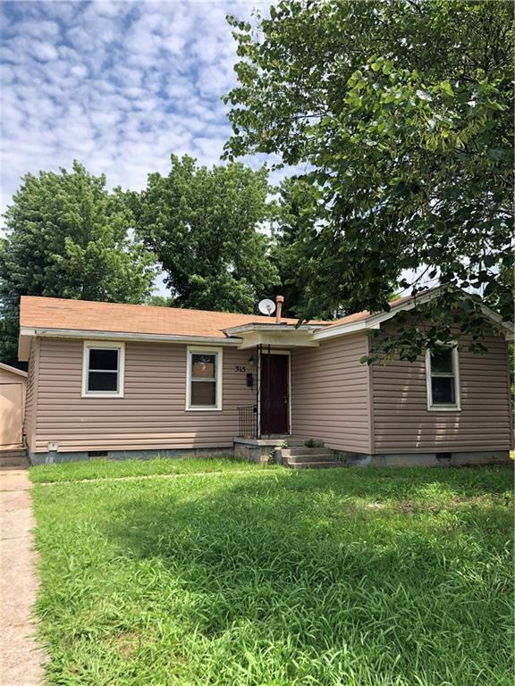 315 W Lilac Lane, Midwest City, OK 73110 (MLS #871692) :: KING Real Estate Group