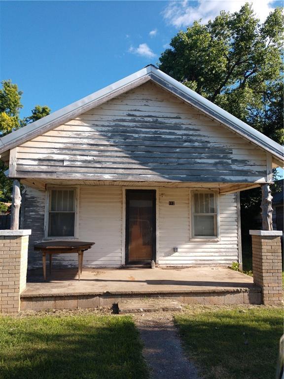 112 E Cedar Street, Carnegie, OK 73015 (MLS #872847) :: Homestead & Co